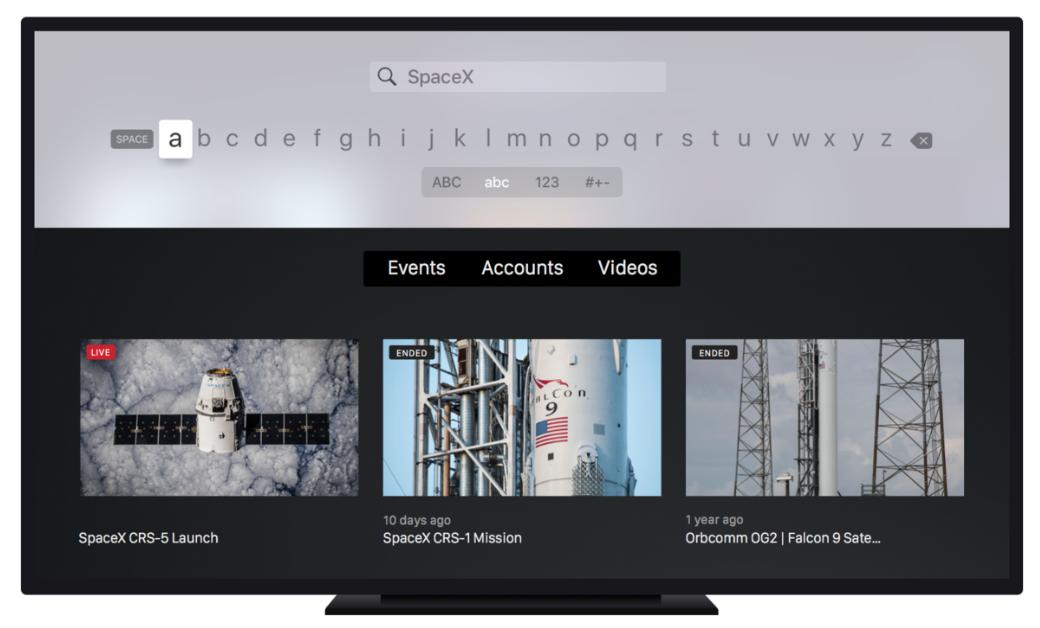 Introducing the Livestream app for Apple TV | Livestream